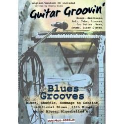 Blues Grooves (Buch mit CD)