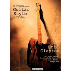 Eric Clapton (Book with CD)